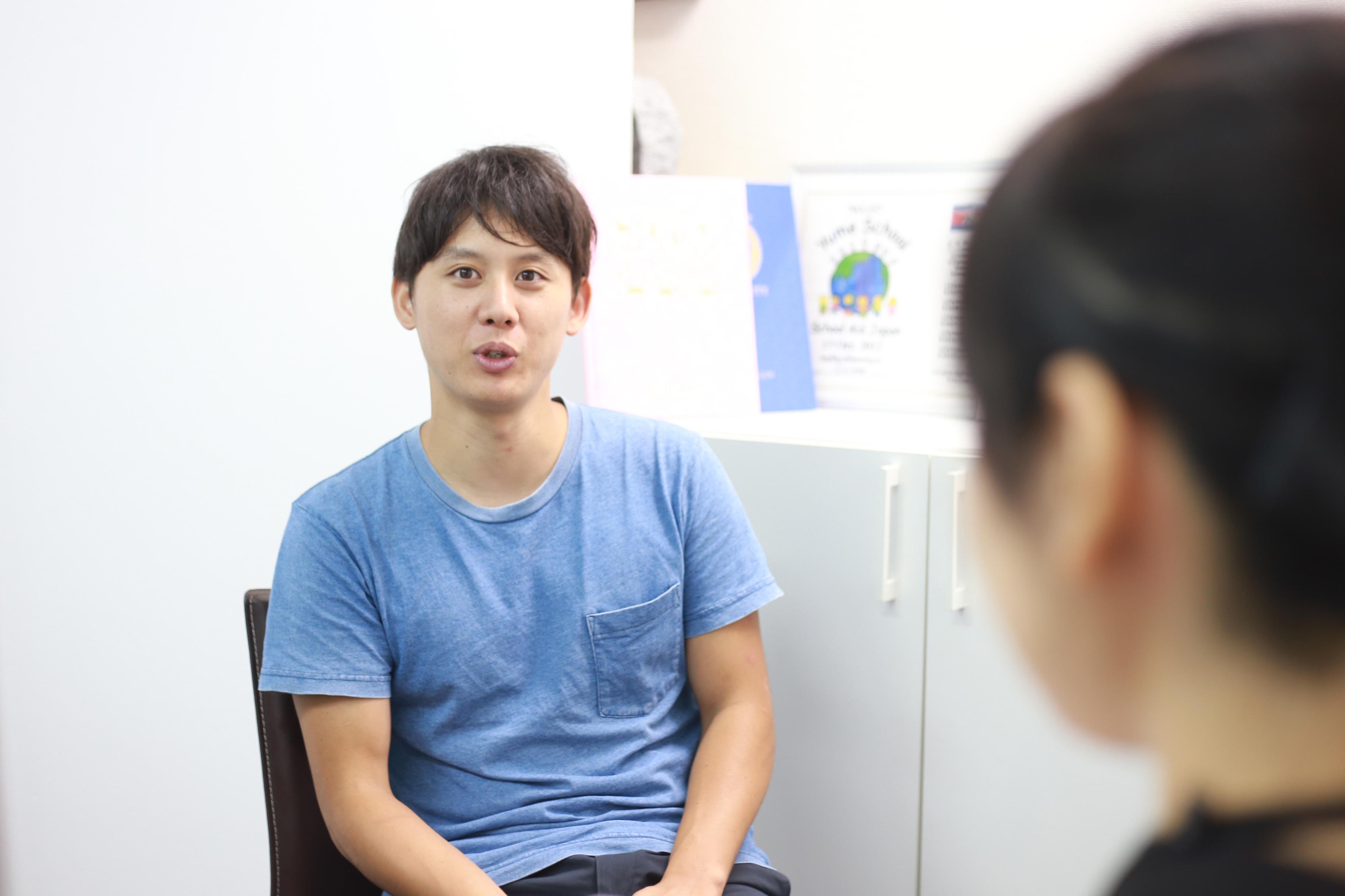 アルバム部署インタビュー02